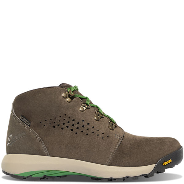 "Women's Inquire Chukka 4"" Brown/Cactus"