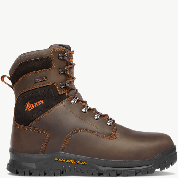 """Crafter 8"""" Brown 600G NMT"""
