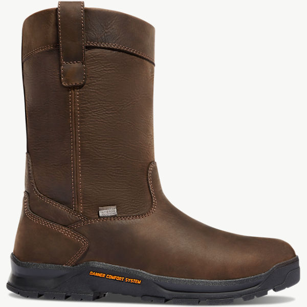 """Crafter Wellington 11"""" Brown"""