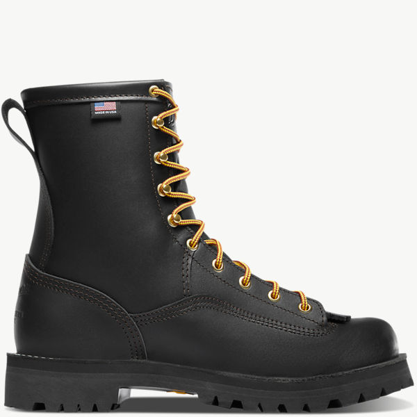 Danner - Super Rain Forest Black Insulated 200G