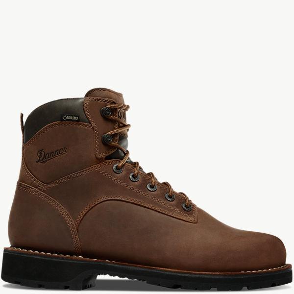 "Workman 6"" Brown"