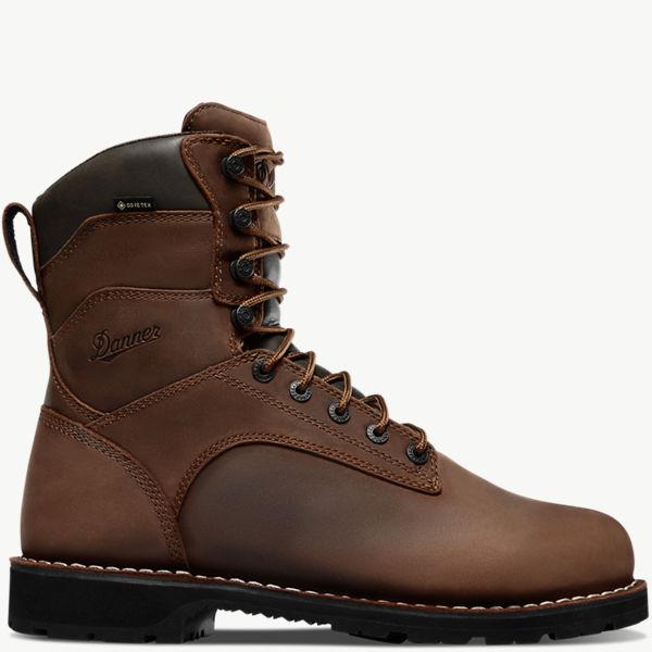 "Workman 8"" Brown"