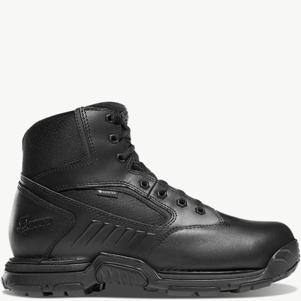 "StrikerBolt Side-Zip 6"" Black GTX"
