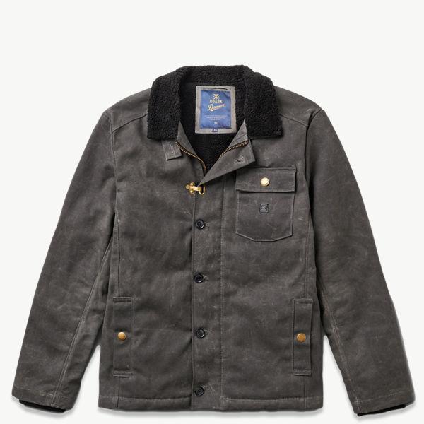 Roark x Danner Canvas Jacket - Grey