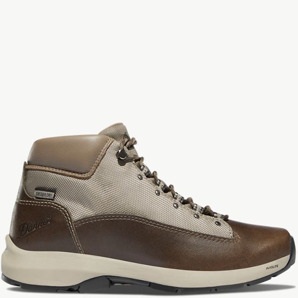 Women's Caprine EVO Chocolate/Taupe Danner Dry