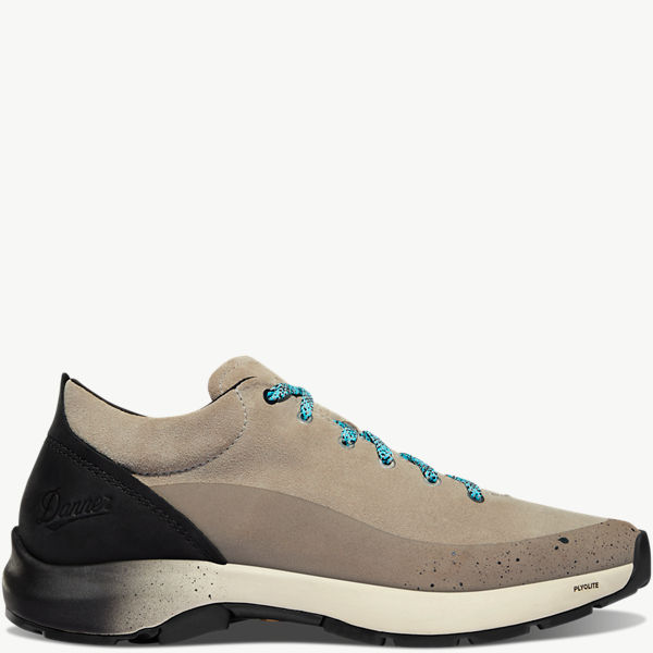 Caprine Low Suede Plaza Taupe