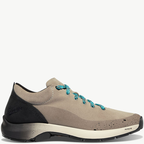 Women's Caprine Low Suede Plaza Taupe