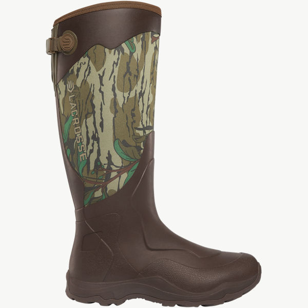 "Alpha Agility 17"" Mossy Oak Green Leaf"