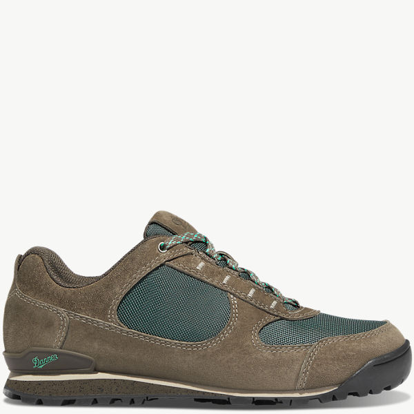 Women's Jag Low Brindle/Jungle Green