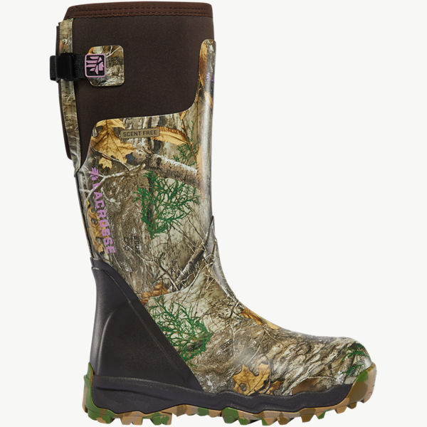 "Women's Alphaburly Pro 15"" Realtree Edge"