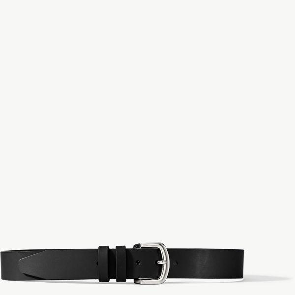 Danner Brushgun Belt - Black w/ Nickel