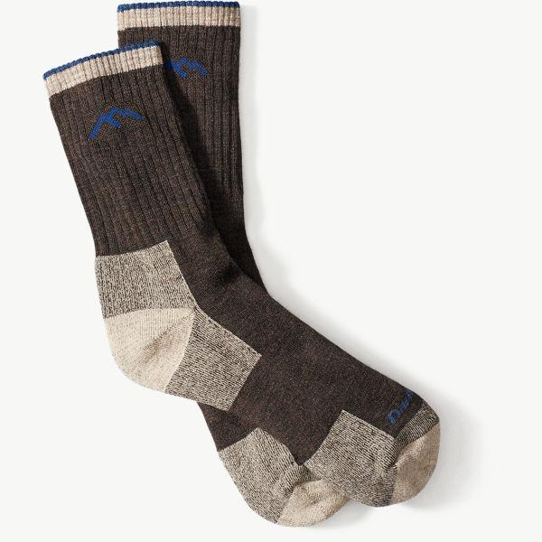 Darn Tough Socks Micro Crew Cushion - Chocolate