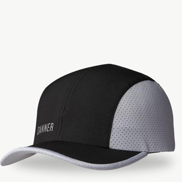 Danner Run Cap - Black/Gray