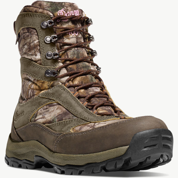"Women's High Ground 8"" Realtree Xtra 400G"
