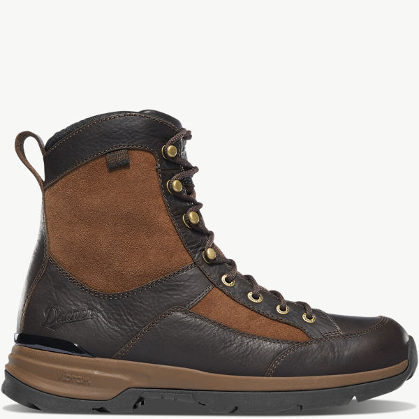 "Recurve 7"" Brown Danner Dry"