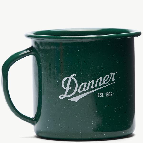 GSI Enamelware 12oz Mug - Green