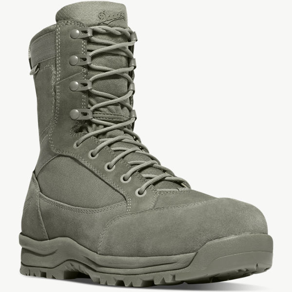 """Tanicus 8"""" Sage Green Danner Dry NMT"""