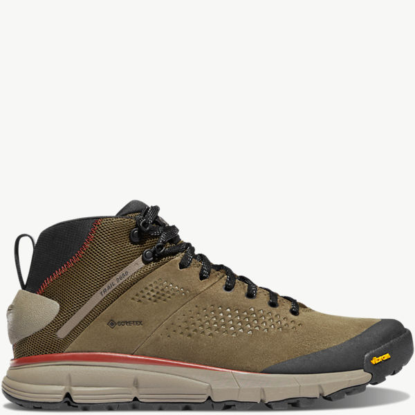 "Trail 2650 Mid 4"" Dusty Olive GTX"