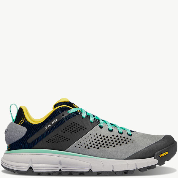 "Women's Trail 2650 3"" Gray/Blue/Spectra Yellow"