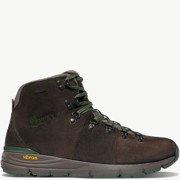 "Mountain 600 4.5"" Dark Brown/Green"