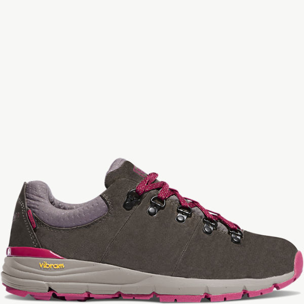 "Women's Mountain 600 Low 3"" Gray/Plum"