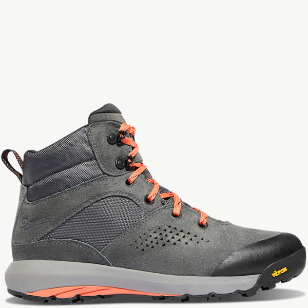 "Women's Inquire Mid 5"" Dark Gray/Salmon"