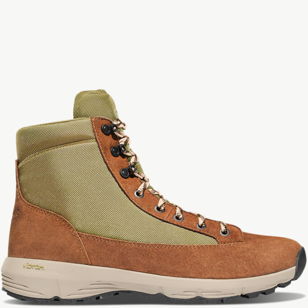 "Explorer 650 6"" Brown/Olive"