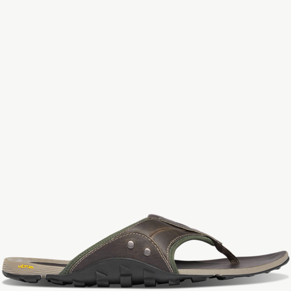 Lost Coast Sandal Gray/Kombu Green