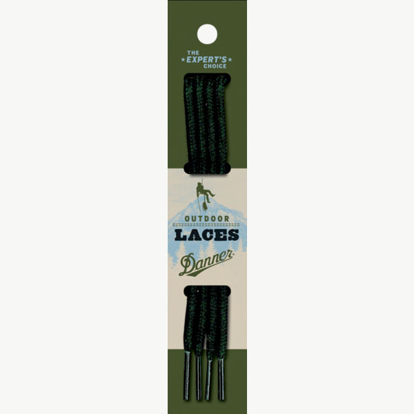 "Laces 54"" Brown/Green/Blue"