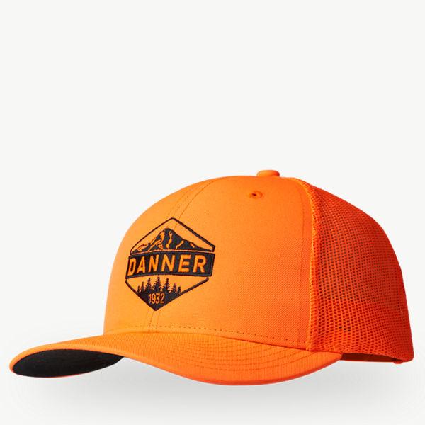Danner Blaze Orange Trucker