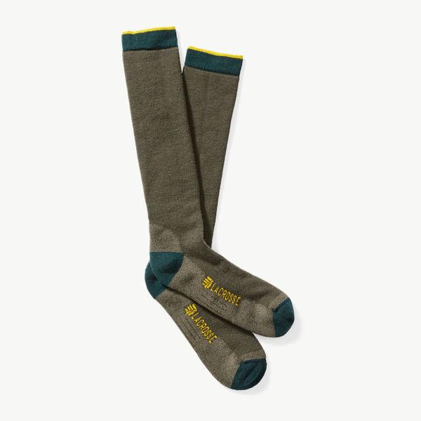 LaCrosse Wool Midweight OTC OD Green