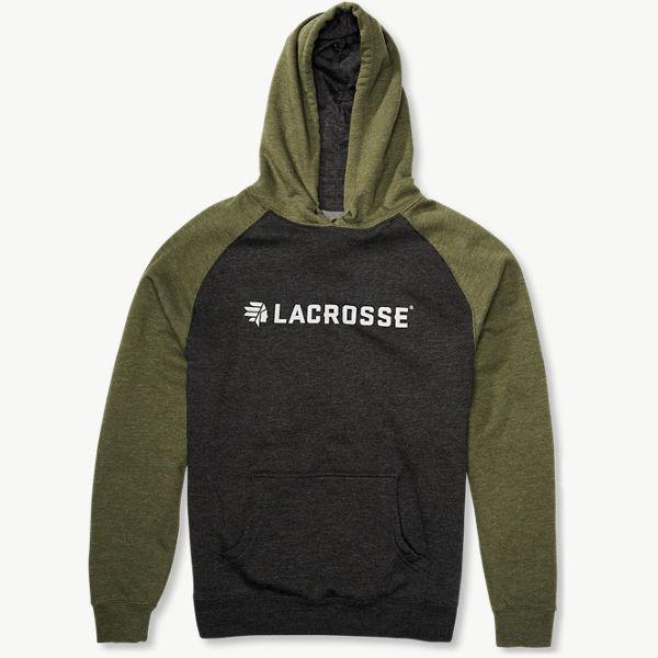 Boot Print Sweatshirt Charcoal/Gray