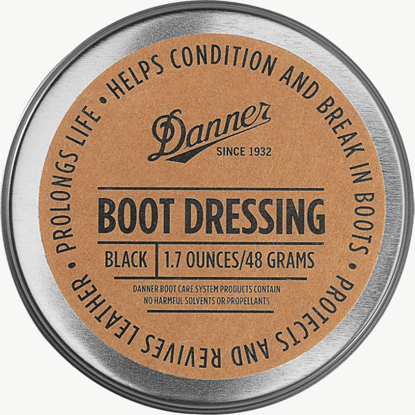Danner Boot Dressing Black (1.7 oz)
