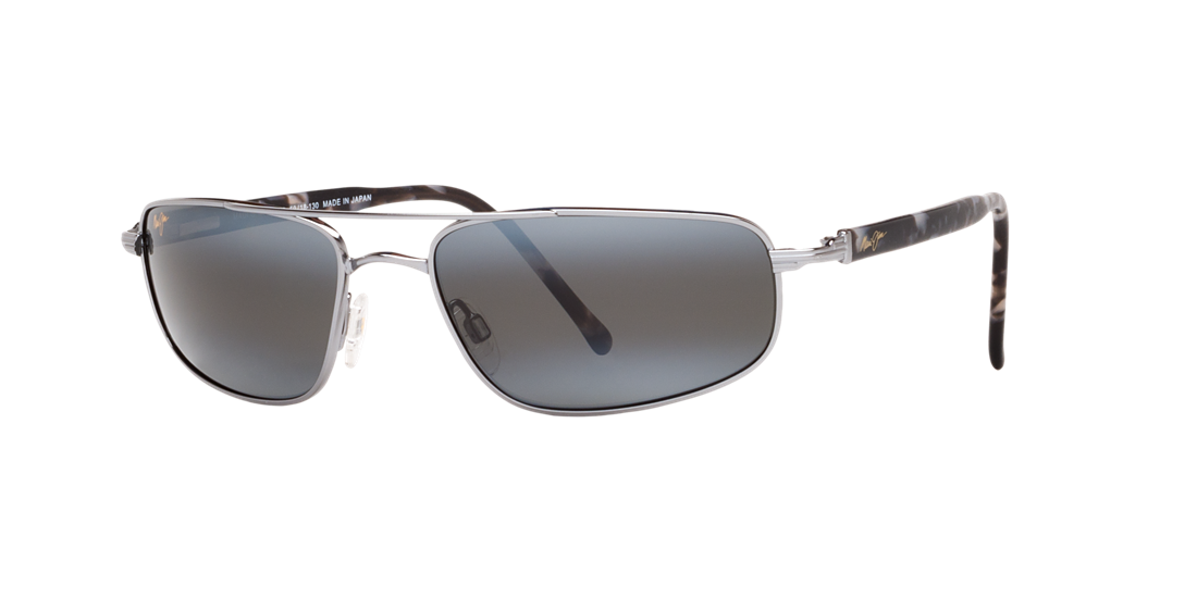 e0eef58ec6c Maui Jim MJ000331 60 Grey-Black   Sunglasses