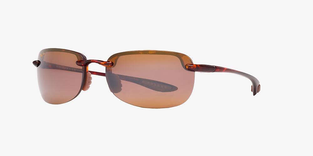 7d1cd12e3d8e Maui Jim SANDY BEACH 56 Copper & Tortoise Polarized Sunglasses ...