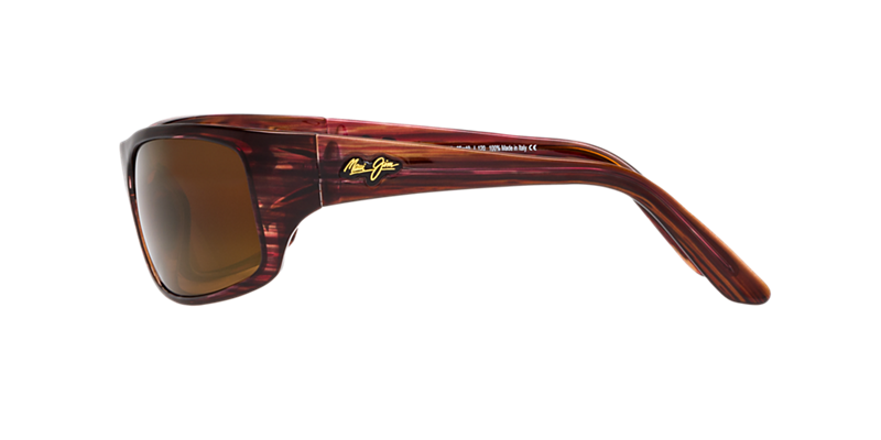 e590d52e48 Maui Jim MJ000321 65 Brown   Brown Polarized Sunglasses