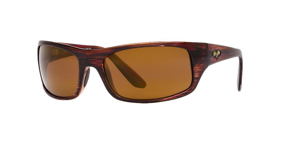 42bf8c8d1a Maui Jim MJ000321 65 Brown   Brown Polarized Sunglasses
