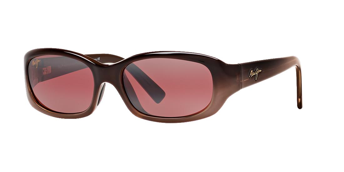 eb2535e61b1a9 Maui Jim MJ000070 54 Pink   Brown Polarized Sunglasses
