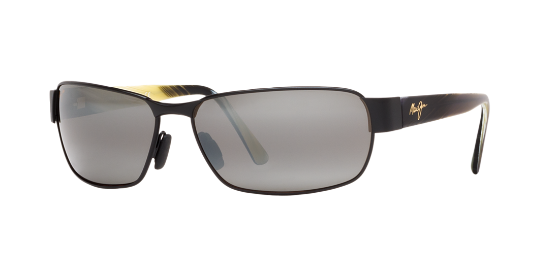 cffb392716dd1 Maui Jim MJ000362 65 Grey-Black   Polarized Sunglasses