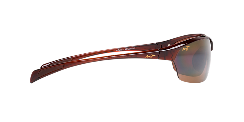 f761cacefea Maui Jim MJ000384 71 Copper   Brown Polarized Sunglasses