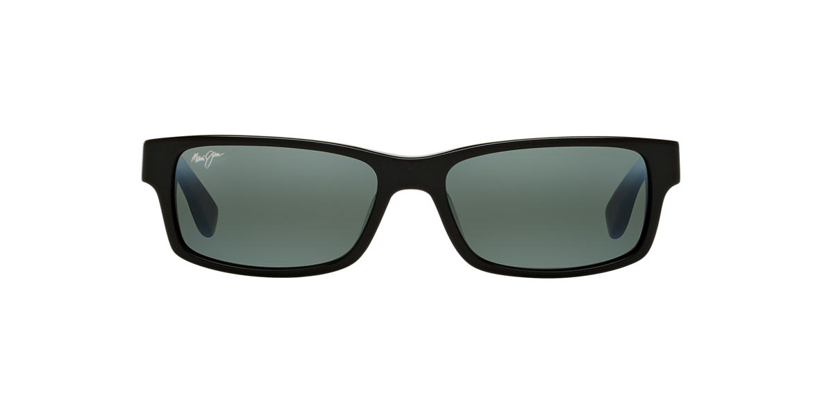 e3301da2e4fd Maui Jim MJ000434 55 Grey-Black   Polarised Sunglasses