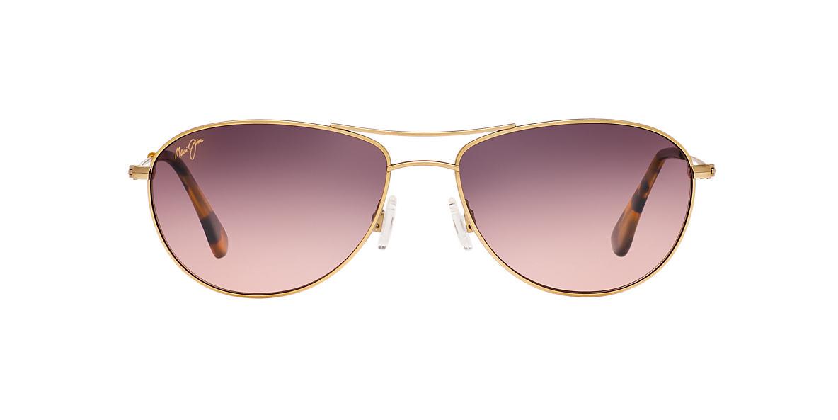 Gold Matte 245 BABY BEACH Pink  56