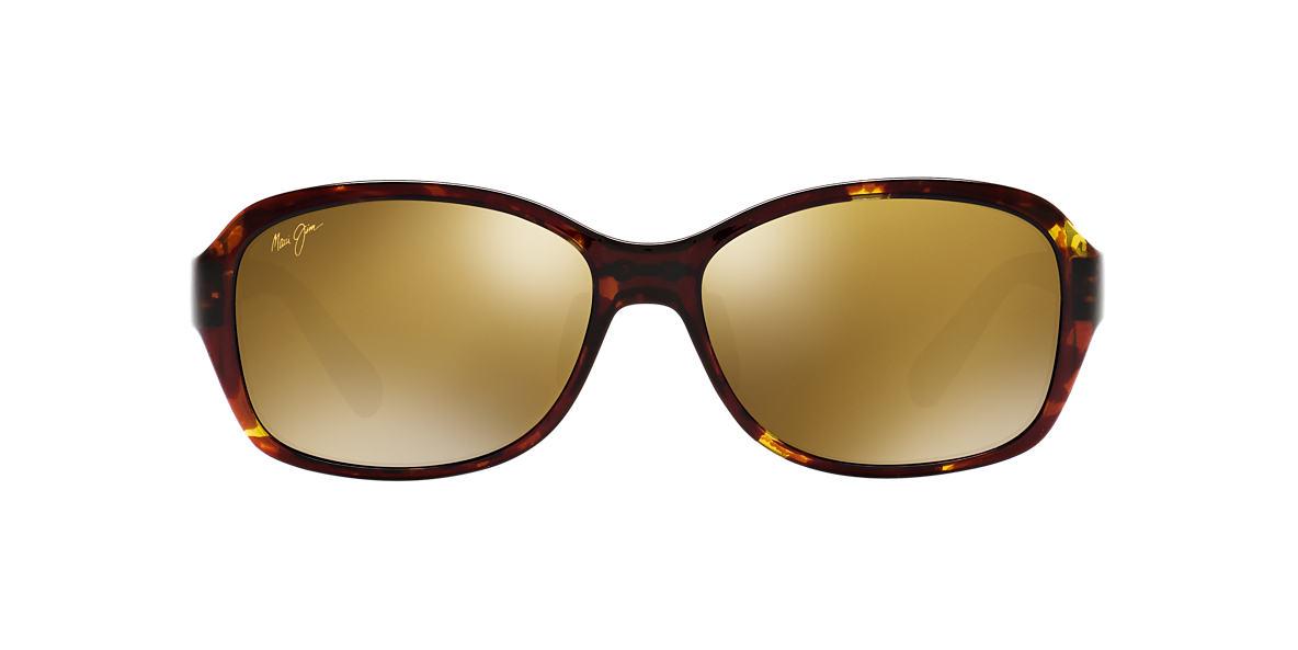 Maui Jim Koki Beach H433-15T 56mm Sunglasses New - Size: 56-16-130 - Color: Olive Tortoise Ymb3JEK