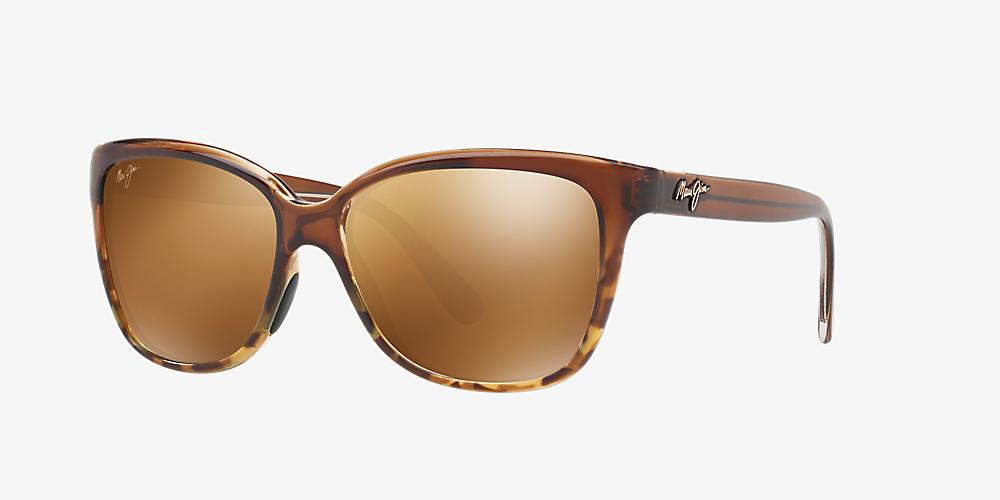 d1bbdf846ec9 Maui Jim 744 STARFISH 56 Copper & Brown Polarized Sunglasses ...