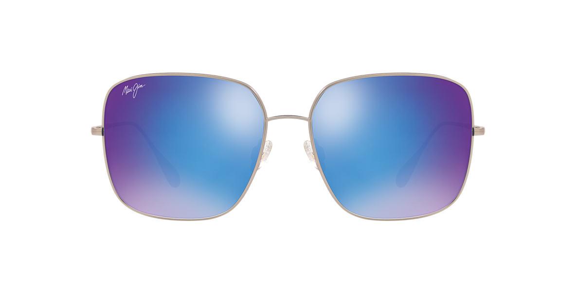 Silver 546 Triton Blue Mirror  61