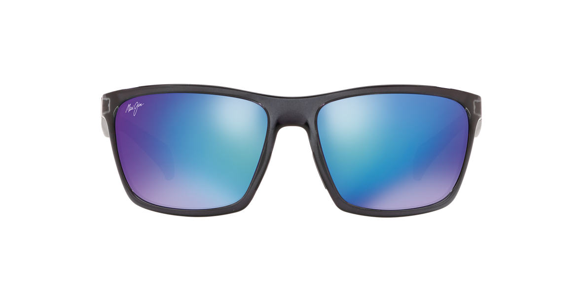 Maui Jim 804 Makoa Blue Mirror Amp Gunmetal Polarized