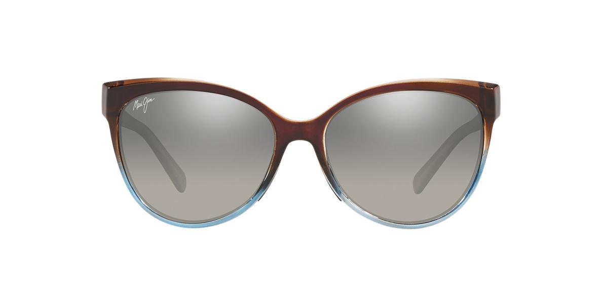 Brown 537 Olu Olu Grey-Black  57