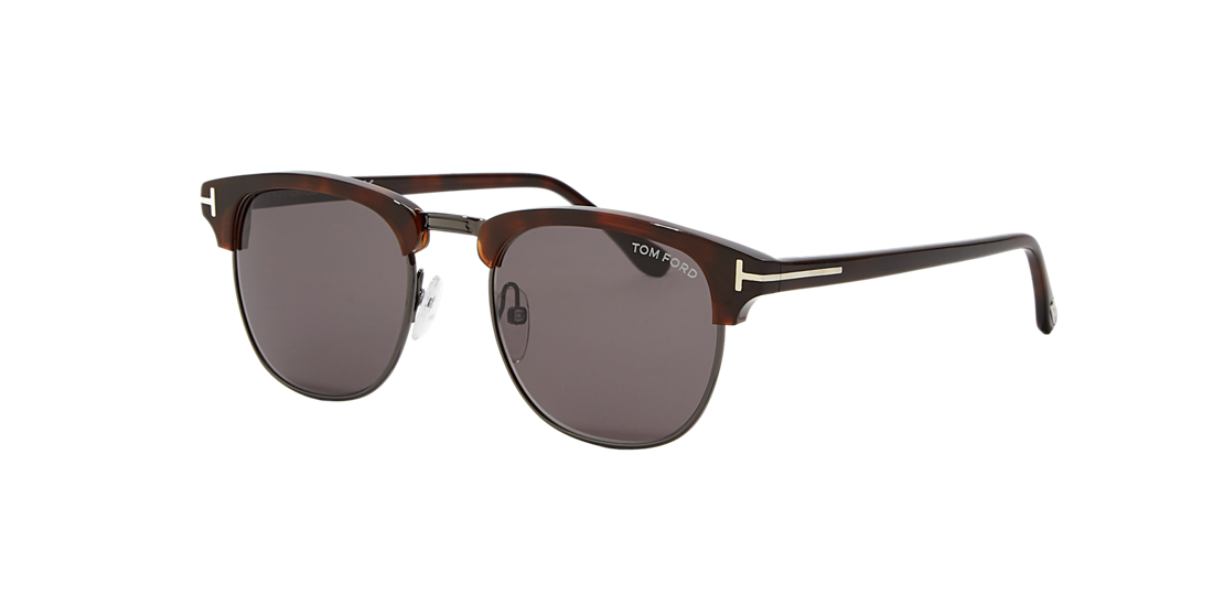 c45c584b79 Tom Ford TR000154 51 Brown   null Sunglasses