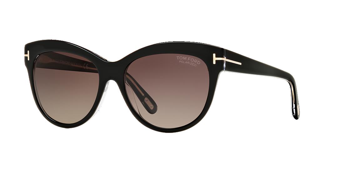 2f9e5bcd28 Tom Ford FT0430 LILY 56 Purple   Sunglasses