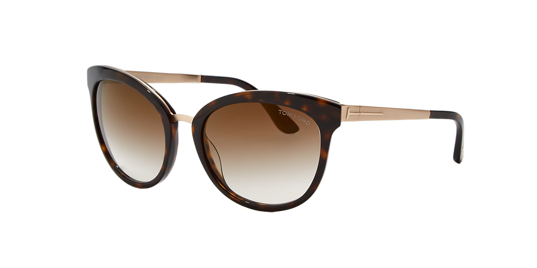 15faa82e99 Tom Ford TR000735 56 Brown   Tortoise Sunglasses